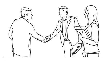 Yrityksen myynnin pääoman mukaisten, sopivimpien myyjien rekrytointi